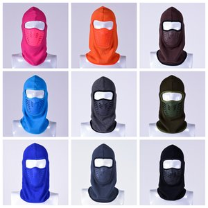 Winter cycling mask hat men and women ski warm mask outdoor face cap breathable outdoor masks hat CYF4570