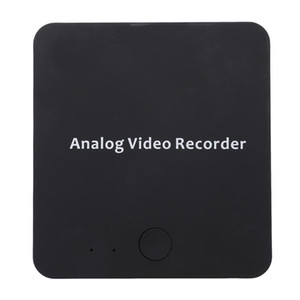 272 Vhs To Digital Converter Av Video Recorder Device For Hi8 Vcr Dvd Dvr Camcorder Tape Media Analog File Digitizer