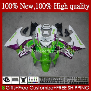 Body For HONDA CBR 893RR 900RR CBR893RR 94 95 96 97 95HC.12 CBR893 CBR900 CBR 900 893 RR CBR900RR 1994 1995 1996 1997 Fairings green factory