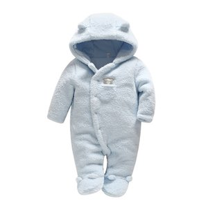 Vlinder Baby clothes Baby girls boys rompers Newborn Cute Padded Clothes Infant Jumpsuit Cotton Snug Long Sleeves Pajamas Z1121