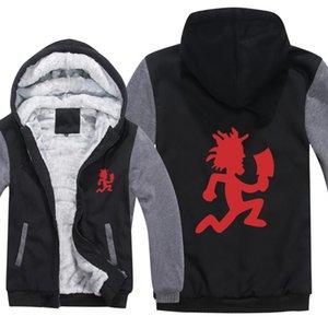 Hoodies do inverno homens moda casaco pulôver lã revestimento jaqueta hatchetman moletom