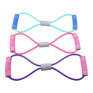 8 - word puller home sports fitness equipment 8 - word chest expander elastic rope manufacturers direct pull tape