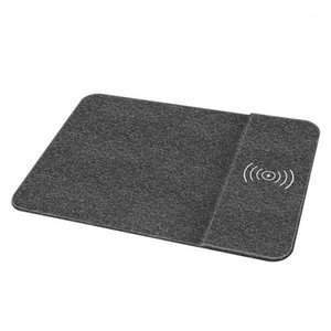 S3 Wireless Mouse Pad, 2 in 1 10W Wireless Charger Mouse Pad for XS MAX  8 Plus S8 Plus  Note 81