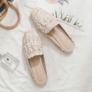 XWKX Female KINO TINO Bowtie Leopard Summer Flats Casual Slippers Flip Beach Women Flops Comfort Fashion Slip On Clip Toe Shoes