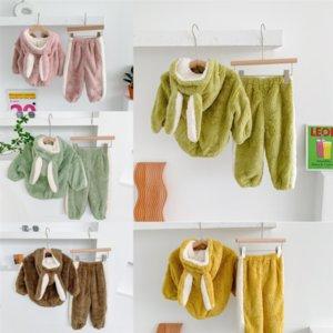Pagina Bambini Dinosauri Abbigliamento Abbigliamento Ragazze Bambino Clothe Inverno Sleepwear Boys Manica Cotone Pigiama Autunno Autunno Bambino Bambino Primavera Set Nuovi Bambini