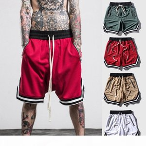 2019 Men Quick-drying Sports Running Training Men Gym Short Pants Basketball Shorts Thin Section Breathable Fitness