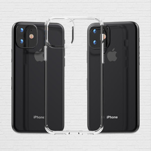 Acrylic Hard Shockproof TPU Case For iphone X ,For iphone 11Pro Max Mobile Phone Shell