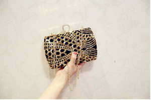 Women Lady Stylish Handbags Glitter Envelope Clutch Purse Evening Party Bag Gift Small Bags For Women Evening Bag Luxury Bag
