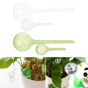 OOTDTY Self-Watering System Imitation Glass Plant Waterer Automatic Device Ball Drip For Potted Plants Houseplants