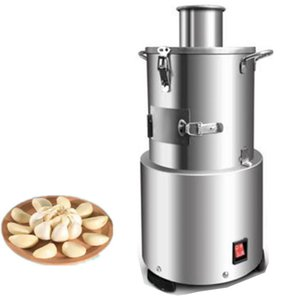 30kg hSale Best Commercial Small Electric Automatic Stainless Steel Dry Garlic Peeler Skin Peeling Machine 220v 110v