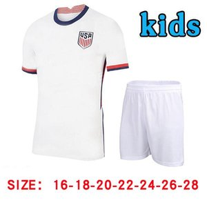World cup 2020 United States PULISIC Soccer Jersey BRADLEY LLOYD ALTIDORE 2021 WOOD America Football jerseys United States Shirt Camisetas