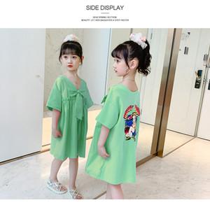 Özel teklif 95 bebek çocuk kız elbiseleri göndermeden önce QC resimleri gönder
