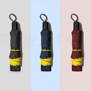 Double Strong Wind Resistant Umbrella Rain Women Big Folding Non Matic Umbrellas Men Family Travel Business Paraguas RRA3912