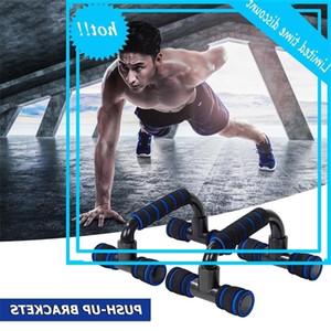Deporte en forma de H Push-Up Bend-UP Bend-up Aplasión Power Trainer Ejercicio Equipo de expansión de pechos Entrenamiento de la construcción del cuerpo