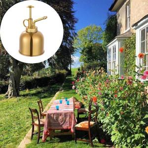 300ml mini impianto di rame flower watering Can Pot Pot Spray Garden Supplies Garden Bottle Mister Spruzzatore D9o2