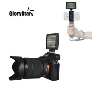 Flashes LED Video Light CM-L50 Dimmable 50LED Ultra High Power Panel Portable Multi-functional For Camera And Smartphone1