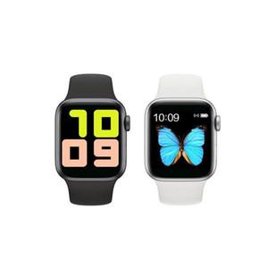 SmartWatch IWO13 T500 Series 5 Bluetooth Call 44mm Smart Reloj Monitor de frecuencia cardíaca Presión arterial para iOS Android PK IWO 12 IWO 8