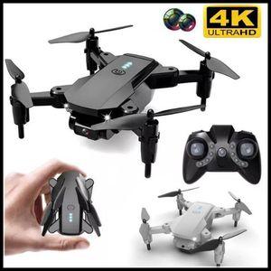 EPACK MINI WiFi FPV с 0,3 мп / 5.0 / 4 кмп HD-камера Высота HOLD Mode складной RC Drone Quadcopter RTF