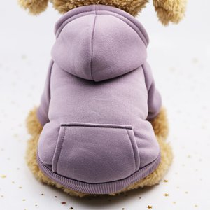 Cotton Dog Clothes for Small Dogs Clothing Warm Clothing for Dogs Breathable Washable Coat Puppy Outfit Pet Clothes