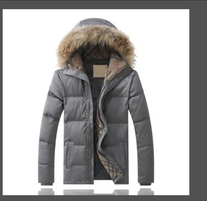 Free shipping!! New brand Winter clothing Men Down Jackets Parka keep Warm down Coat Softshell Hats thick outdoor outerwear mens jacket