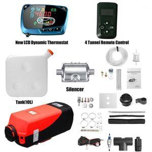 Fahrzeugheizung 5kw 12V / 24V Luftdieselhitzer Parkplatz mit Fernbedienung LCD-Monitor für RV, Wohnmobilanhänger, LKWs, Boot1