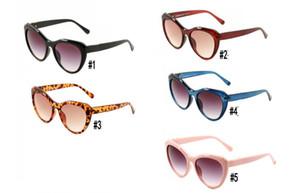 Yaz Kadın Büyük Çerçeve Güneş Gözlüğü Moda Güneş Gözlükleri Pembe Siyah Bayanlar Sürüş Plaj Gözlük Açık Rüzgar Geçirmez Gife Chirstmas Bırak Gemi