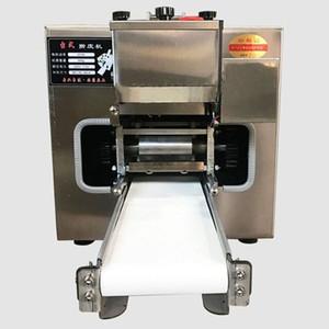 Square Round Round Gyoza Empanada Pele fazendo bolinho de massa máquina de envoltório gyoza machinewonton máquina de wrapper