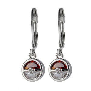Women's Fashion Zircon Hoop Earrings Small Loop Earrings Hoops Thanksgiving Christmas Gifts Wedding Jewelry