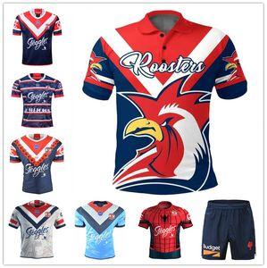2021 Sydney Roosers Anzac Jersey Indígena Rugby Jerseys Sydney Roosters Rugby Camisas Esporte Nines Quente Venda Quertas