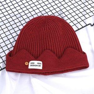 Fashion BeaniesCanada Skull S Hip Hop Beanie Winter Warm Hat Knitted Wool Hats For Women Men Gorro Bonnet Beanies S Wholesale#177