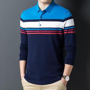 2020 New Style Men's High Quality Long Sleeve Shirt T-Shirt Business Casual Fashion 3Xl Men's Shirt Spring