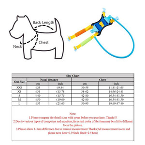 Blind Dogs Pet Safe Harness Anti-collision Ring Pets Weak Color Guide Circle Animal Protection Collar Rings Z1127