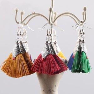1Pair mini peixes boca borla brincos jóias diy artesanato suprimentos franja bracelete colar acessórios acessórios artesanato tassels h qylfia