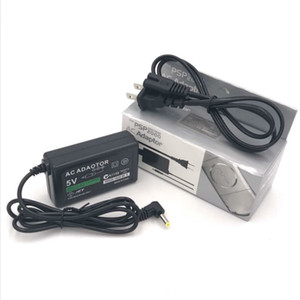 Ev Duvar Şarj AC Adaptörü Güç Kaynağı Kablosu Kablosu Sony PSP 1000 2000 3000 Ince AB ABD Plug
