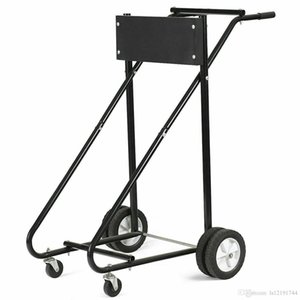 315 LBS Outboard Boat Motor Stand Carrier Cart Dolly Storage Pro Heavy Duty New