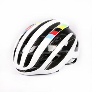 2019 New Air Cycling Helmet Racing Road Bike Aerodynamics Wind Helmet Men Sports Aero Bicycle Helmet Casco Ciclismo Q0120