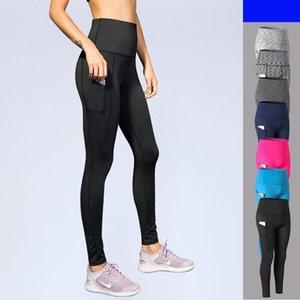 Outfits Yoga Fashion Push Up Леггинсы Женщины Тренировка Тонкий Полиэстер Высокая талия Джеггинги Карандаш Брюки