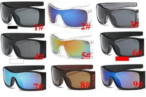 Precio de descuento MOQ = 10 UNIDS Gafas de sol HOMBRES Hombres Moda Deportes Hombres Gafas de sol Lobo Nuevo Moda Gafas de sol Tiempo Limitado por MRN Spores Fashion