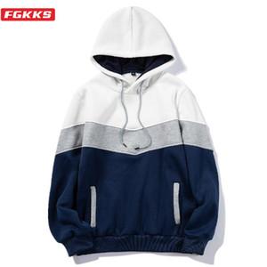 Bolubao Trendy Marke Herren Mode Hoodies Tops Männer Straße Mit Kapuze Sweatshirt Herbst Winter Fleece Beiläufige Hoodies Sweatshirts Männlich