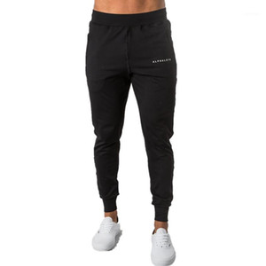 New Style Mens Jogger Sweatpants Man Gyms Workout Fitness Trousers Male Casual Skinny Track Pants With M-2XL1