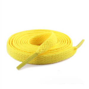 2020 New Shoelace Unisex Ropes Multicolor Waxed Round Cord Dress Shoe Laces Diy High Quality Solid 100-150Cm Colourful Shoelace G3