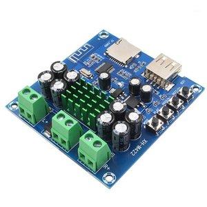 MP4 Игроки Bluetooth 4.0 Доска Stereo 50W X 2 O с U Диск TF Card Player 12-24V XH-M422 C3-0011