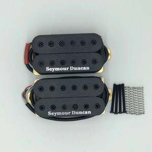 Seymour Duncan SH-1Passive Pickups Electric Guitar Humbucker Neck and Bridge Alnico 4 conductor wires coil split Pickup System