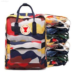 Nuevo mochila de camuflaje de Novoza, Fable al aire libre ártico, mochila de paisaje de primavera y verano, mochila femenina femenina