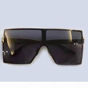 Alloy Frame Square Big Frame Sunglasses Women Brand Designer High Quality Mirror Coating Lens Uv400 Protection Sun Glasses jlHbg