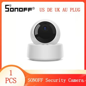 SONOFF GK-200MP2-B 1080P HD Mini Wifi Camera Smart Wireless IP Camera 360 IR Night Vision Baby Monitor Outdoor Security
