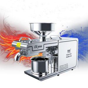 Oil Pressers 110V 220V Sale Stainless Steel Press For Commercial Or Household