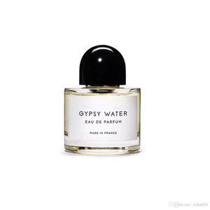 Byredo sprey eau de toilette gül hiçbir adamın kara çingene su Blanch 6 tarzı parfüm erkekler için parfüm 100 ml uzun ömürlü zaman yüksek parfüm