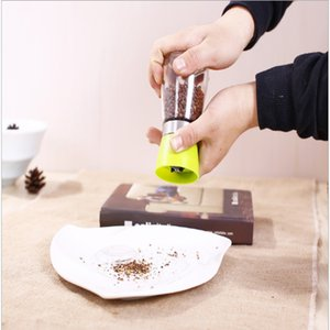 hot Cumin pepper Grinder manual grinder bottle seasoning bottle glass seasoning bottles spice grinders kitchen supplies