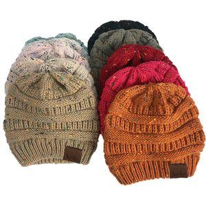 Mens Beanie Winter Hat New Fashion Womens Knitted Warm Beanie Fashion Outdoor Casual Hat Bonnet High Quality Cap